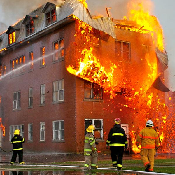 Resistenti al fuoco